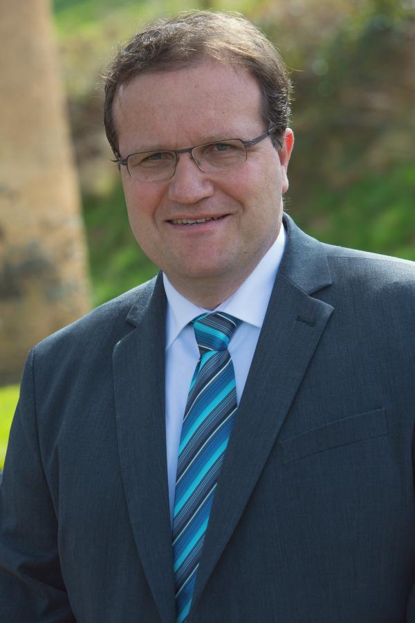 Bürgermeister Martin Alten