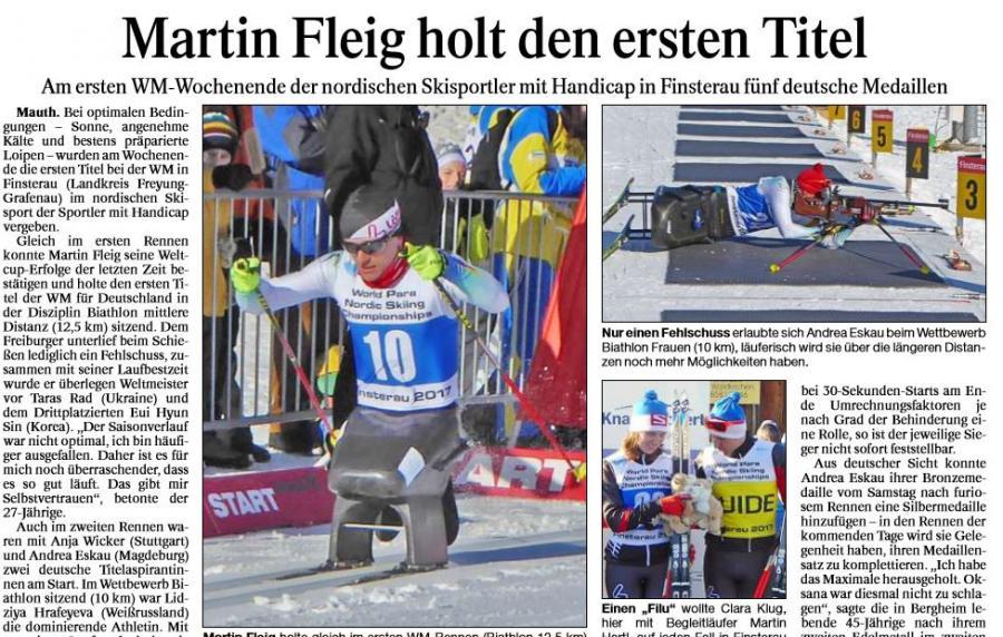 Martin Fleig holt ersten Titel