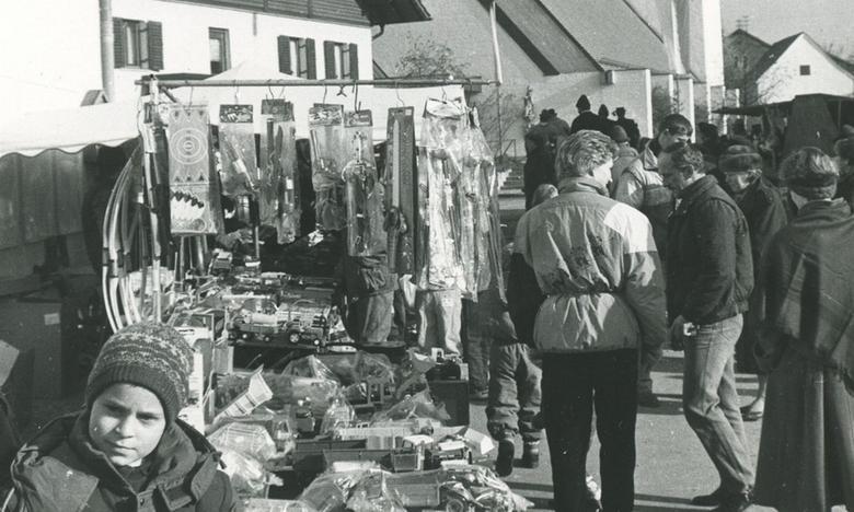 Martiniritt Kirda 1990