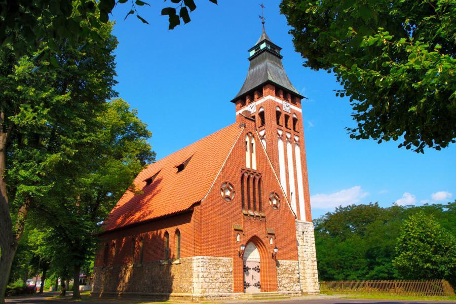 Martin-Luther-Kirche in der Schillerstraße (Foto: Konstantin Raehse)