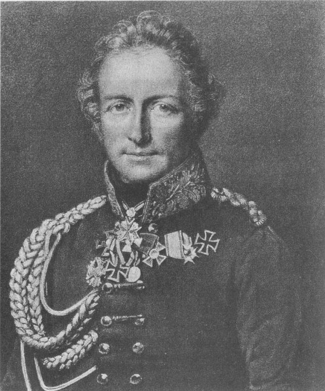 Friedrich August Ludwig von der Marwitz