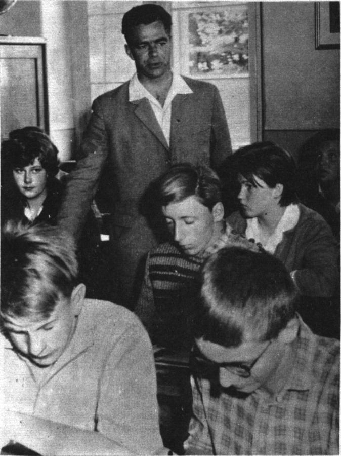 Lehrer Franz Drenk