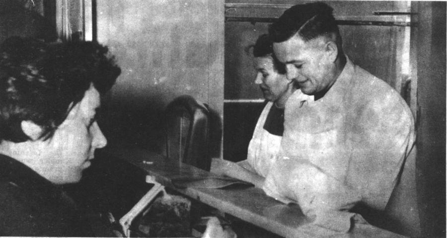 Schlachtermeister Fritz Lüders