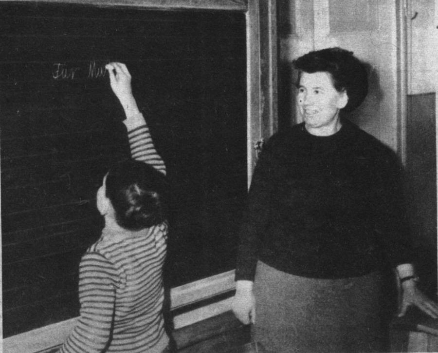 Irmgard Derkow