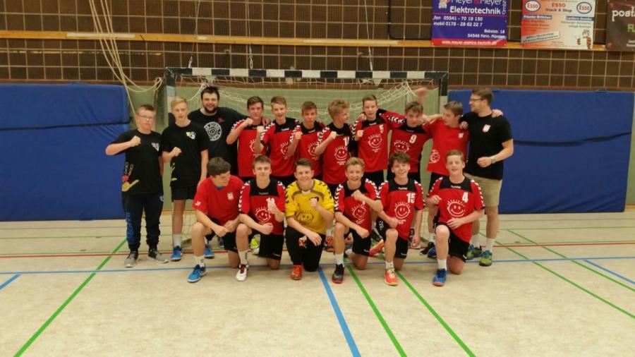 Oberliga-Aufsteig der MB-Jugend
