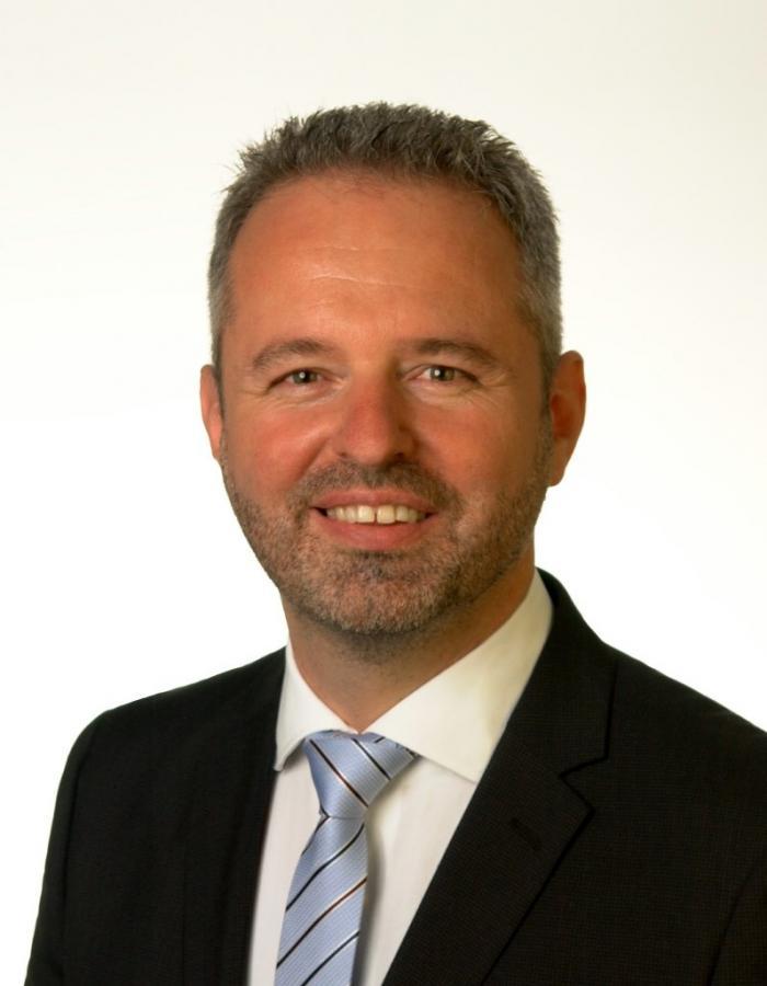 Bürgermeister Maik Brandt