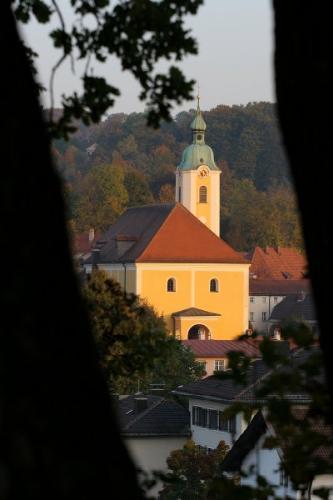 Maria Himmelfahrt, Miesbach. Foto: Alois Pribil