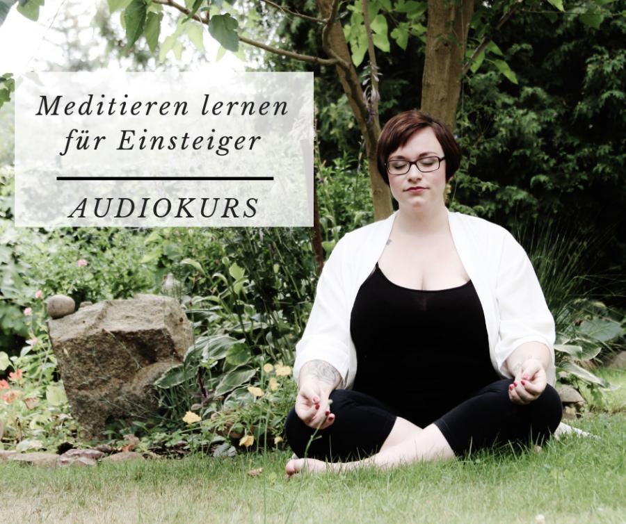 """""""Meditieren lernen für Einsteiger"""""""