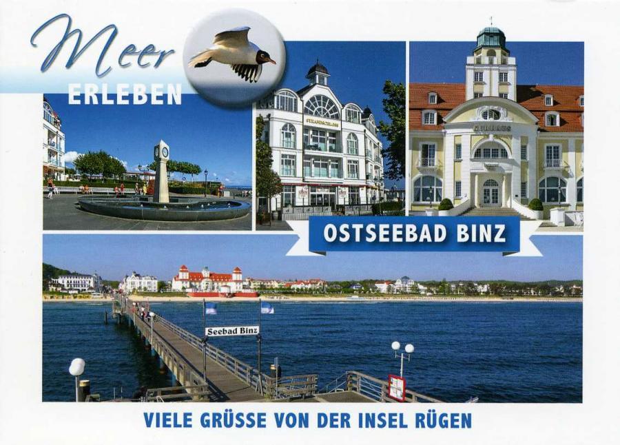 Meer erleben Ostseebad Binz