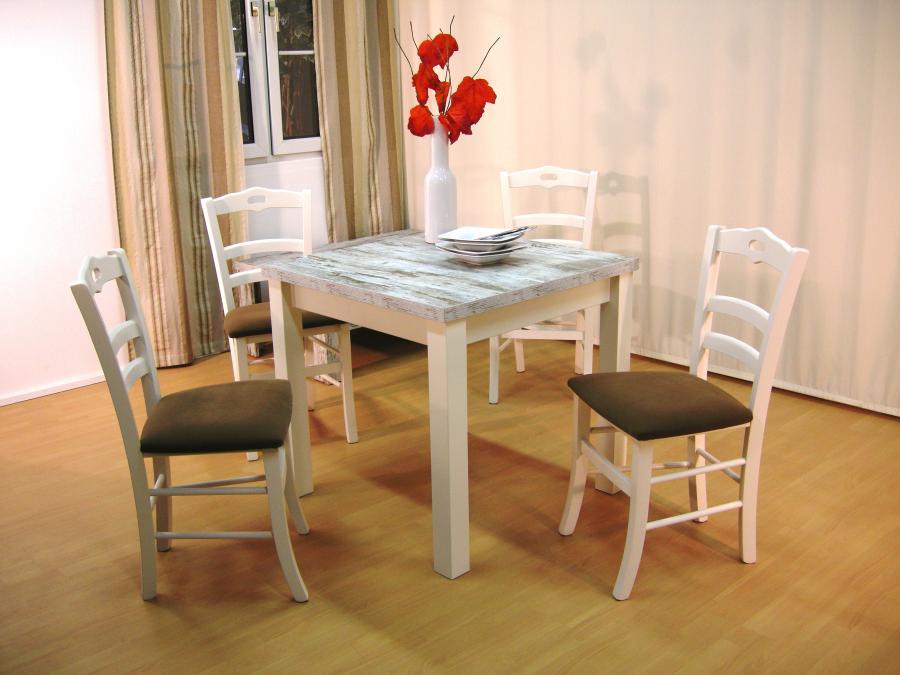 Tisch Vintage und Stuhl Augsburg