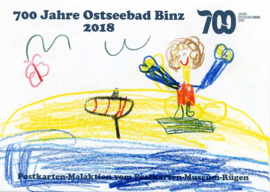 Melina - 7 Jahre - Binz