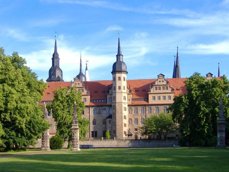 Das Merseburger Schloss