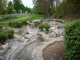 Mertloch – Wasserspielplatz und Bepflanzung (2006)