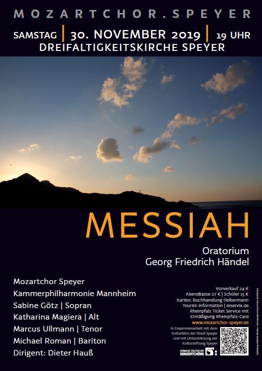 Messiah Plakat