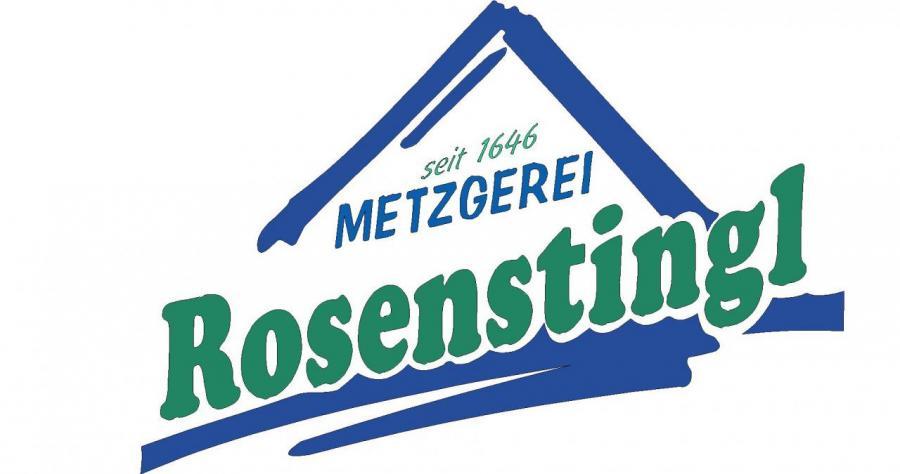 Metzgerei Rosenstingl - Logo