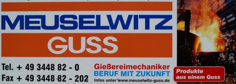 Sponsor Meuselwitz Guss