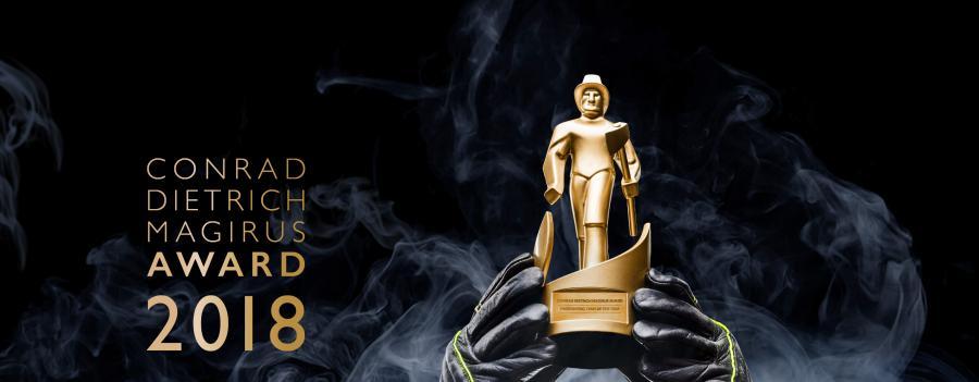 Magirus Preis 2018