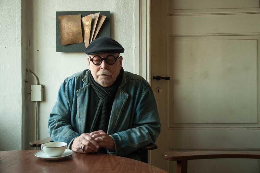 Michael Voss Künstler Portrait Kloster