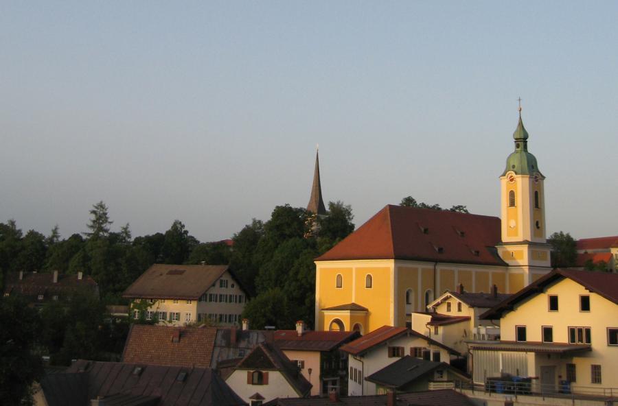Maria Himmelfahrt, Miesbach