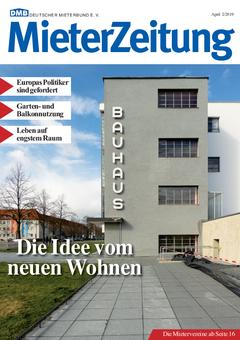 Mieterzeitung 2/2019