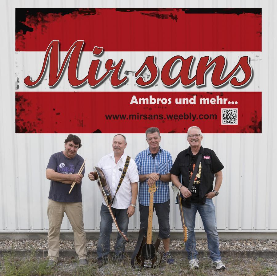 Die Band Mir Sans