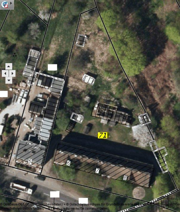 Mischgebiet Hedwigshütte 3.678 m²
