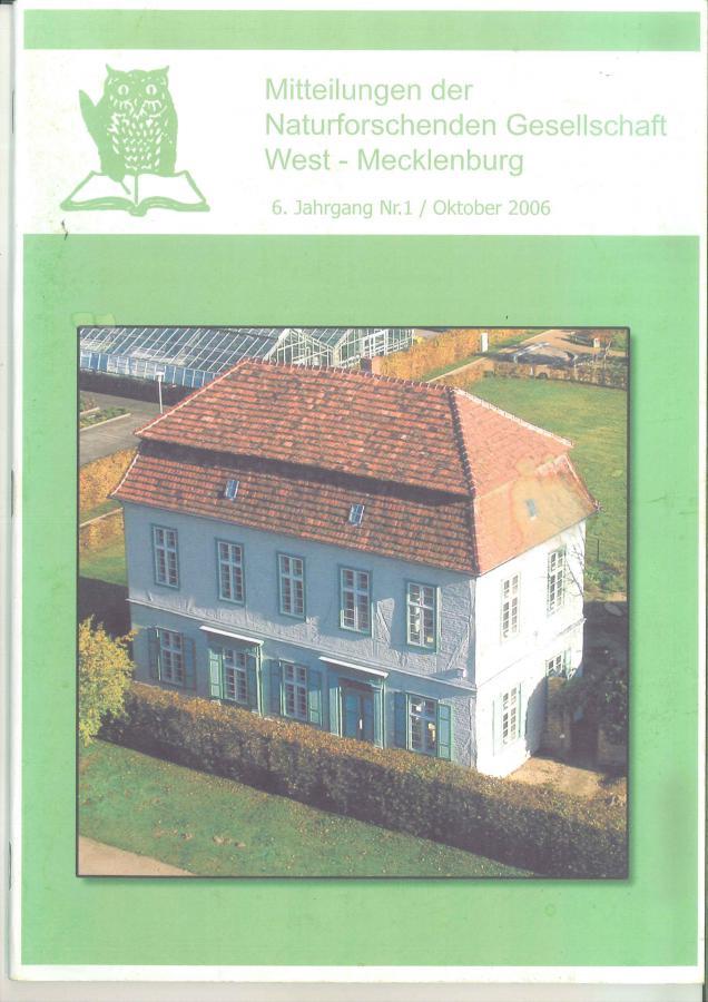 Mitteilung der NGM 2006