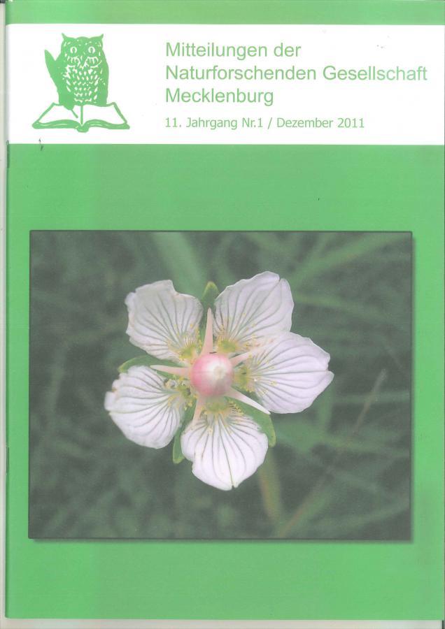 Mitteilung der NGM 2011