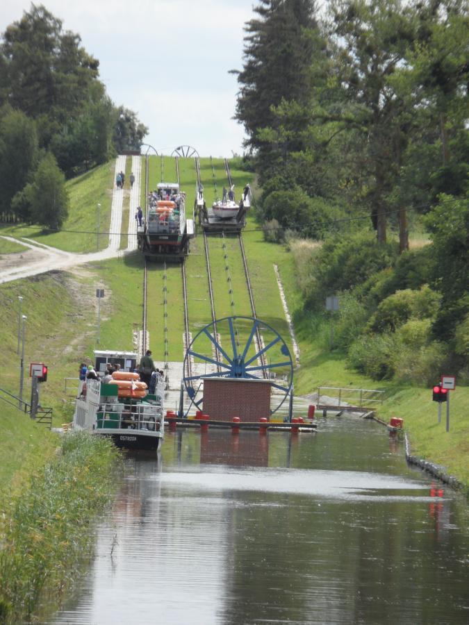 Ausflug zum Oberländer Kanal