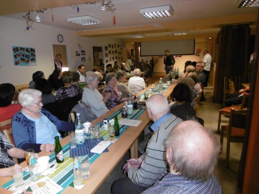 Auftaktveranstaltung zur AWO Aktionswoche im AWO Begegnungszentrum Aachen- Nord
