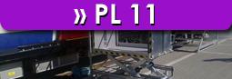 Mobile Hubbühnen PL 11 Aufzug LuS