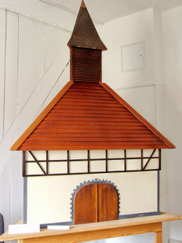 Modell Rathaus