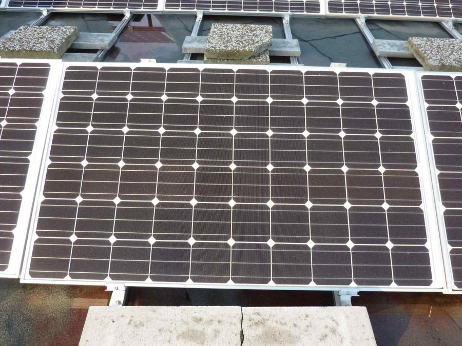 Solar Modul 2014
