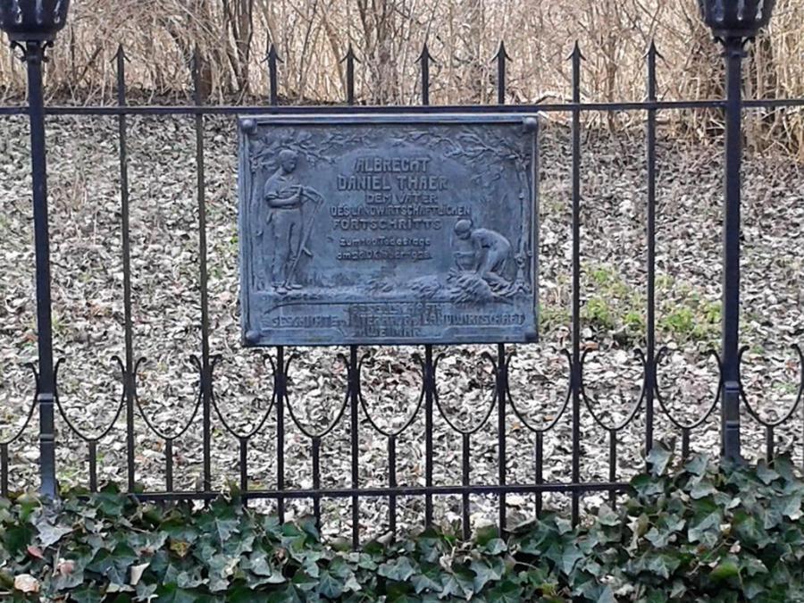 Im Park von Möglin