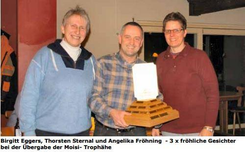 Preisträger 2013 Birgit Eggers und Angelika Fröhning