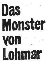 Das Monster von Lohmar