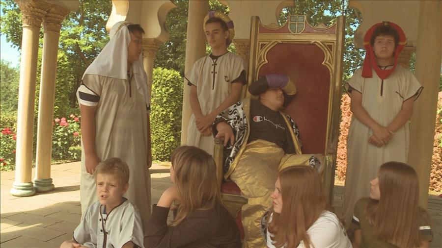 """Der """"tote"""" Sultan sorgt für Aufregung"""