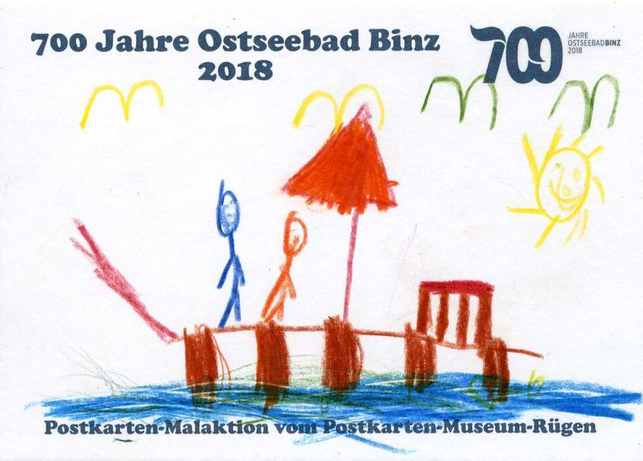 Moritz - 7 Jahre - Binz