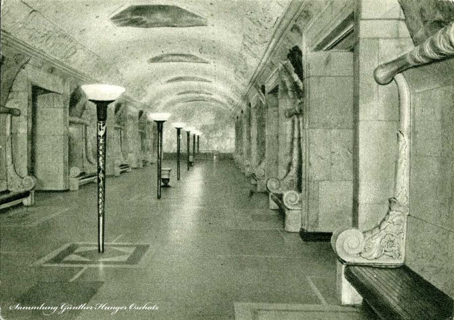 Moskau U-Bahn 1