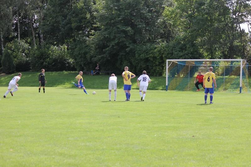 SG LSV 49 Oettersdorf - SV Moßbach II