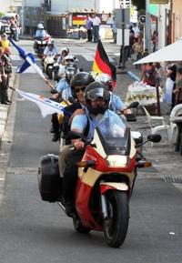 Motorrad Jouy