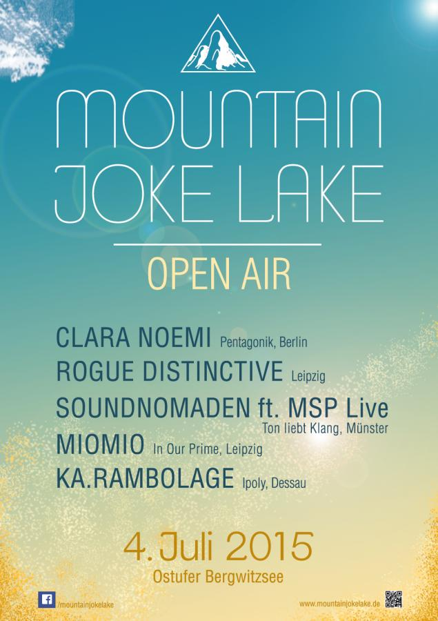 MountainJokeLake-Open Air 04.07.15