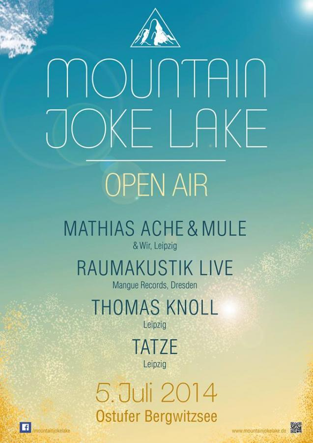 MountainJokeLake-Open Air 05.07.2014