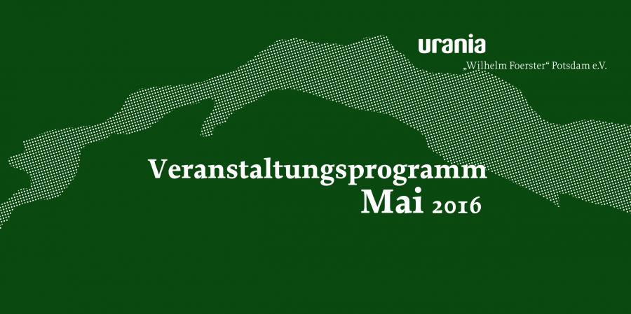 Monatsprogramm Mai 2016