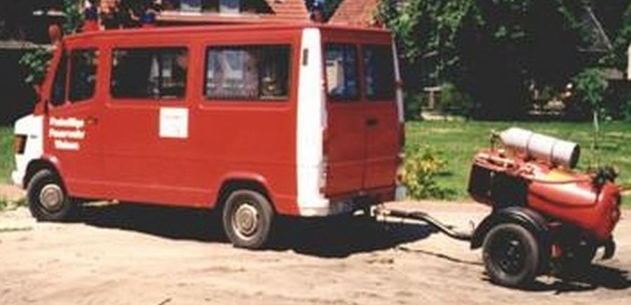 MTW MB 208 mit PG 210