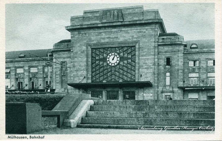 Mülhausen Bahnhof