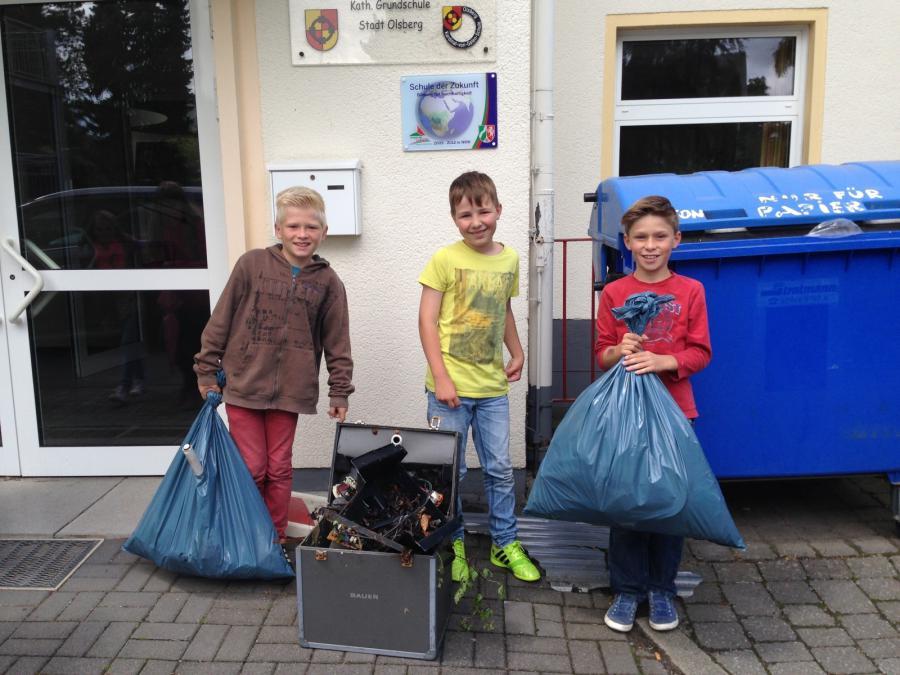 Müllsammler 2