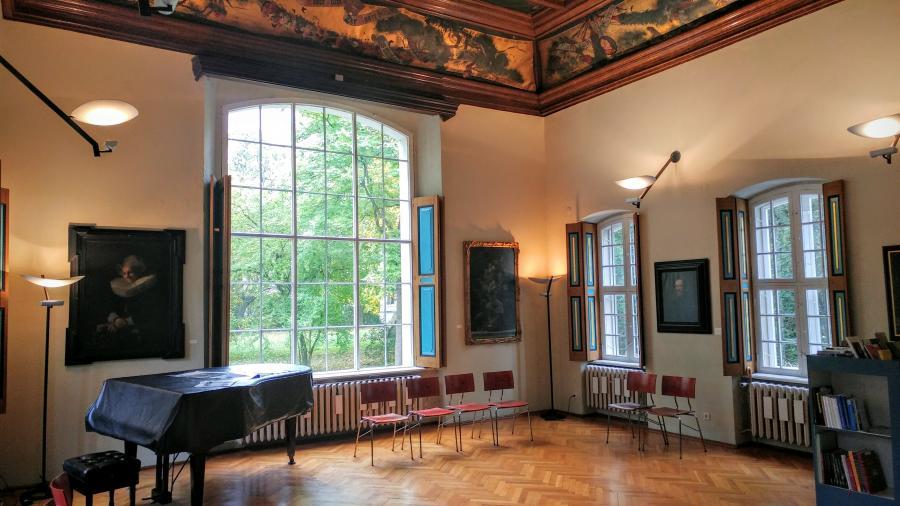 Museum Atelier Achim von Arnim-Bärwalde