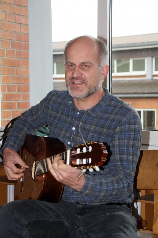 Musikalische Betreuung - Herr Bollmann