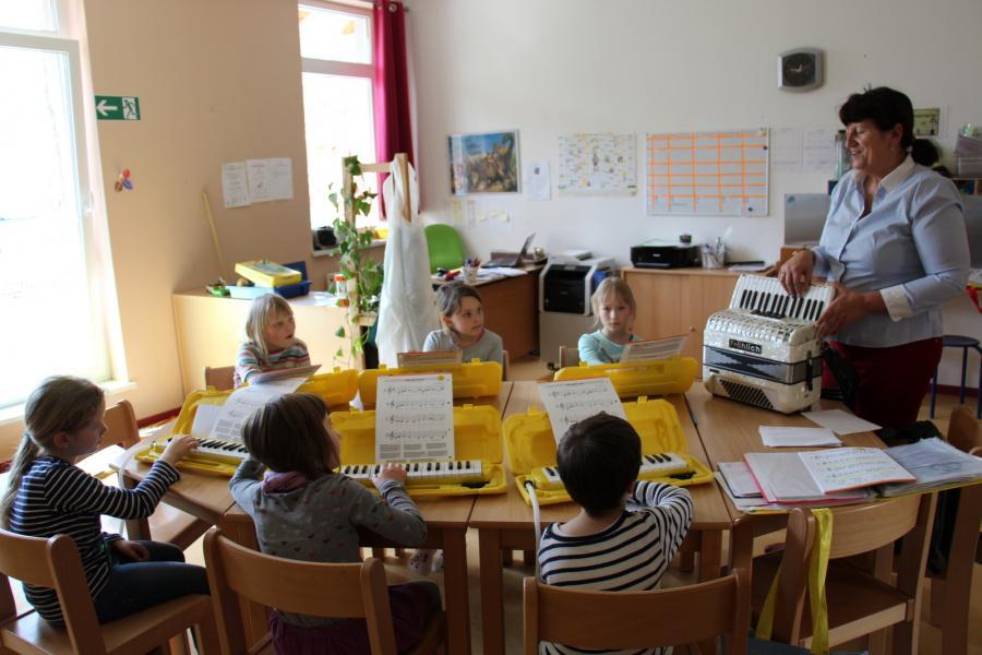 Musikschule Fröhlich - 1
